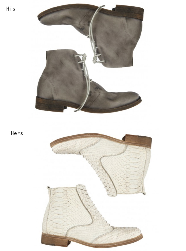 All Saints boots