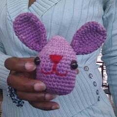Le lapin de Marina