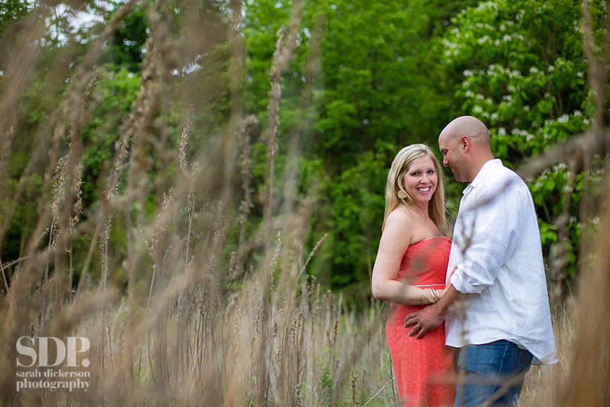 Olathe Kansas engagement photos