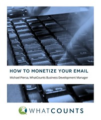 How to monetize your email - Cover