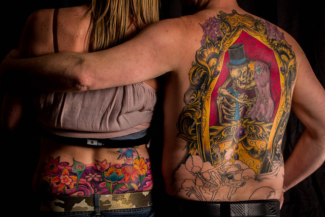 Till Death Do Us Part Tattoo