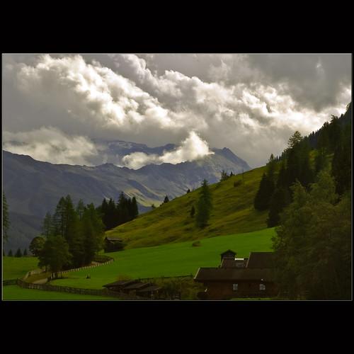 mountain alps austria hohetauern dellafelspic kolmsaigurn niedersachsenhaus lechnerhäusel
