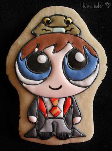Neville Potterpuff Cookie.
