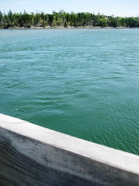 Blue Green Ocean