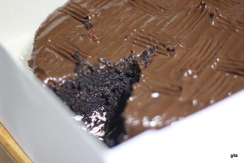 Cake Planet Chocolate Cake