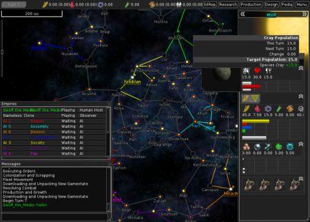 Juegos de conquista espacial