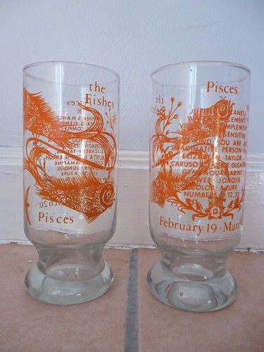 pisces glasses