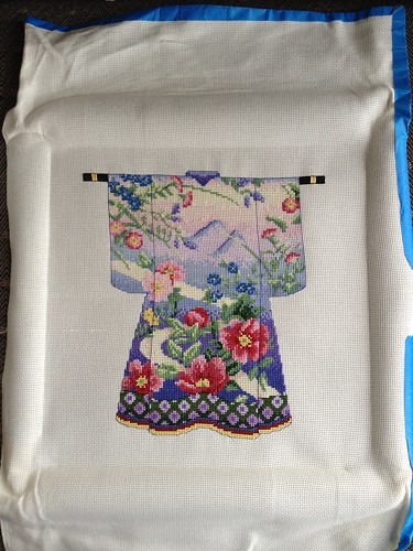 Kimono Cross Stitch