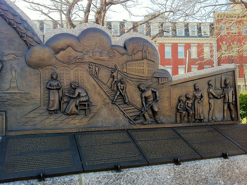 Rhode Island Irish Famine Memorial by ArtFan70