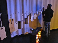 What is home? An Installation at the Avents Factory, Axis Centre Crewe