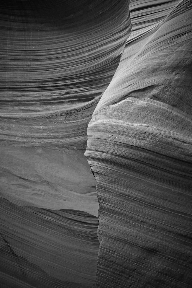 Arizona Antelope Canyon Page.