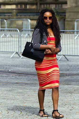 Street Style Manchester…Summer Stripes