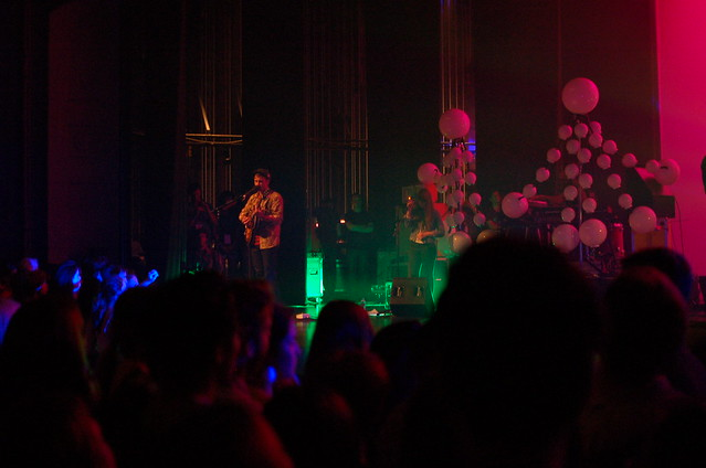 Portugal.The Man at UCLA Royce Hall
