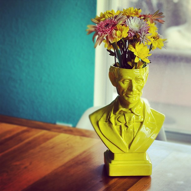 abe lincoln planter