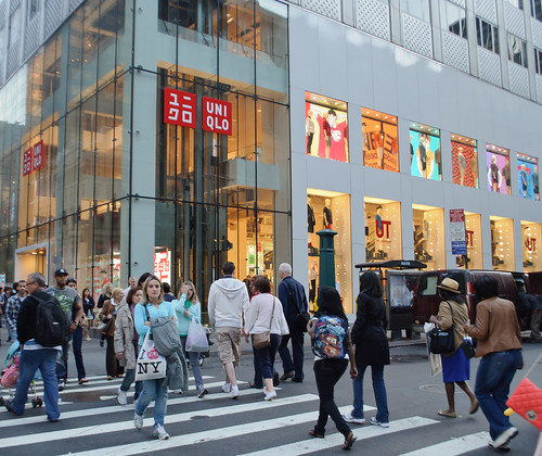 Magasin Uniqlo à New York
