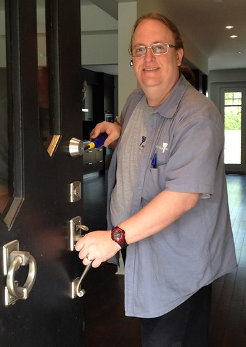 Locksmith in Bristol, Kirk Jarrett