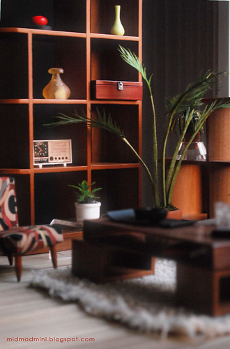 Teak Shelving by Atomic Ω Blythe