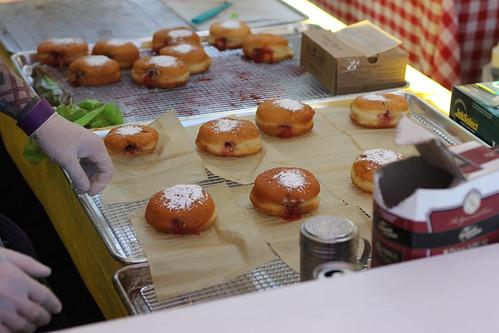 Foie Gras Doughnuts