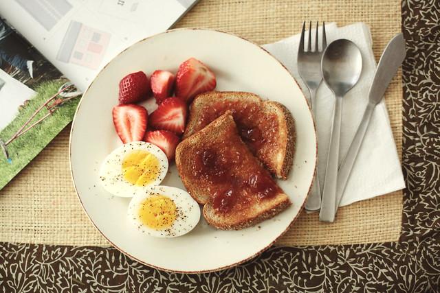 breakfast I
