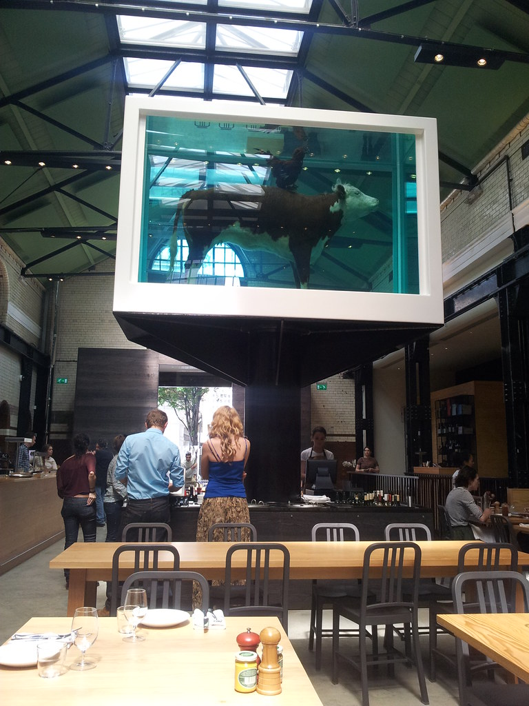 Tramshed Shoreditch: Mark Hix's New Restaurant In