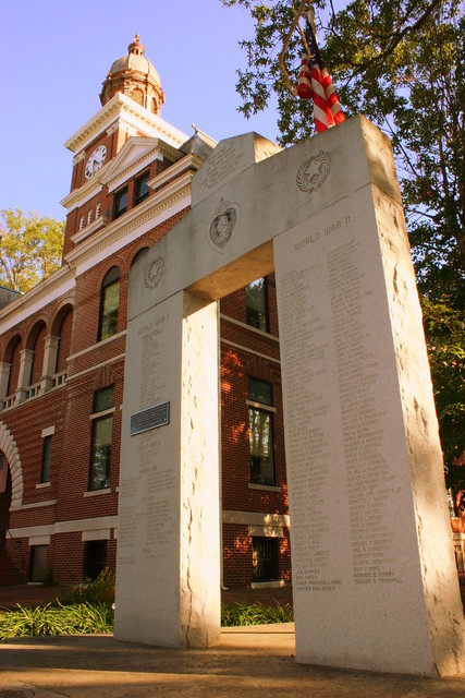 Henry County War Memorial - Paris, TN