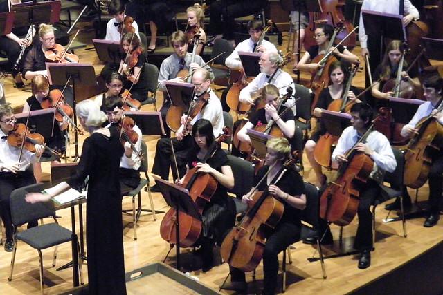 First University Chorus Europe Tour S