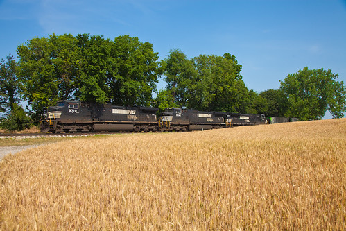 ns norfolksouthern c409w isrr indianasouthern ns9719