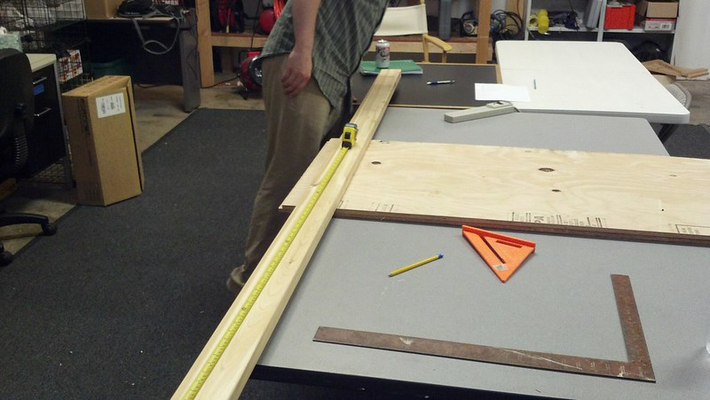 Measuring boards