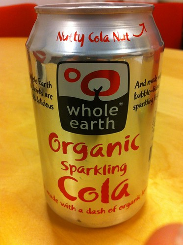 whole earth - sparkling cola 1 by softdrinkblog