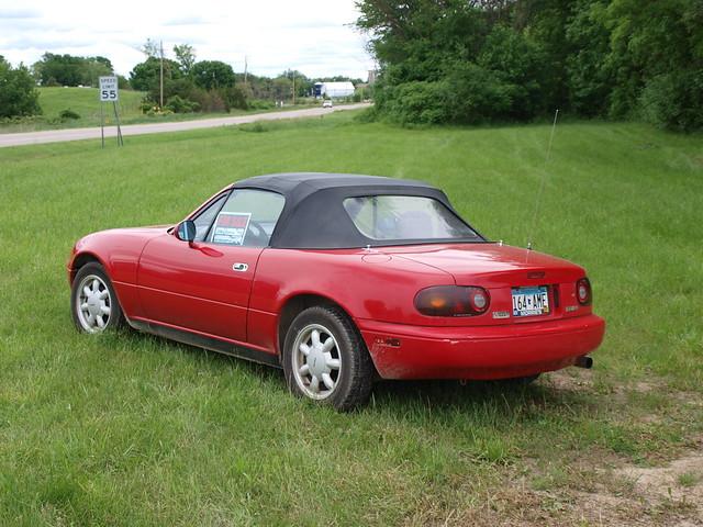 1990 Mazda Miata 5