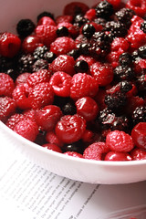7306525972 38b044bd30 m Summer pudding