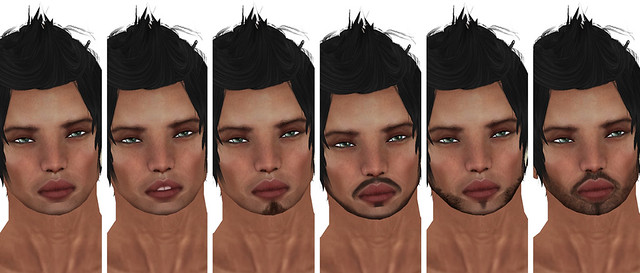 Reila Skins - Alex tan heads