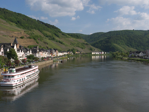 Zell on the Mosel