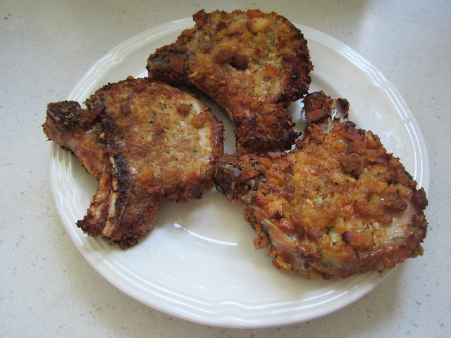 Oven Fried Pork Chops (KS) | Flickr - Photo Sharing!