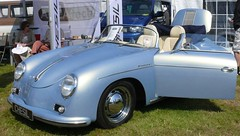 Chesil Kit Car 356 Speedster replica silver vl