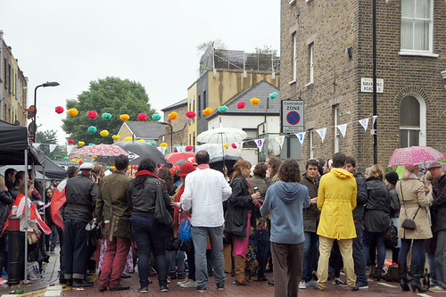 Wilton Way Street Party