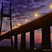 Phú Mỹ bridge by [David] Phan