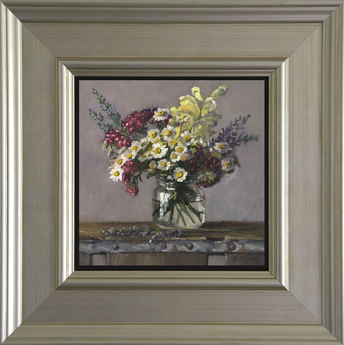 Bouquet - Framed