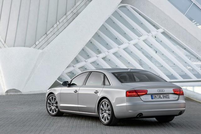 A8 L W12 Audi exclusive concept