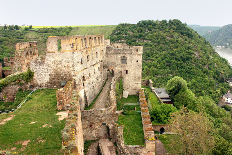 Rheinfels Ruinas