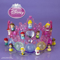 Squinkies Disney Princess Tiara