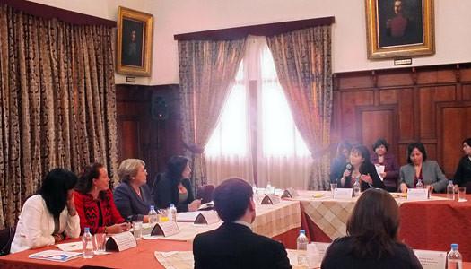 Onu mujer destaca logros del gobierno de ecuador en for Twitter ministerio del interior ecuador