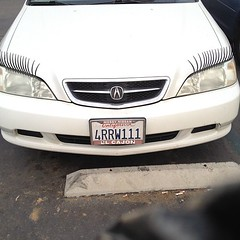 automobile, automotive exterior, vehicle, grille, bumper, land vehicle, luxury vehicle, vehicle registration plate, acura,