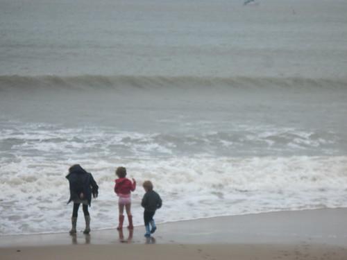 Kids Chasing Waves