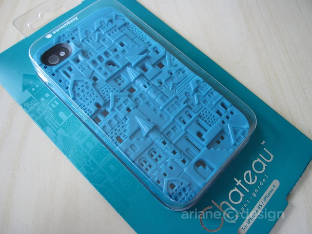 SwitchEasy Avant Garde iPhone 4 Case-10