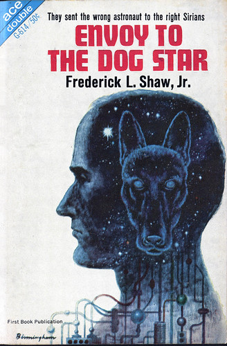 Frederick L Shaw Jr - Envoy to the Dog Star