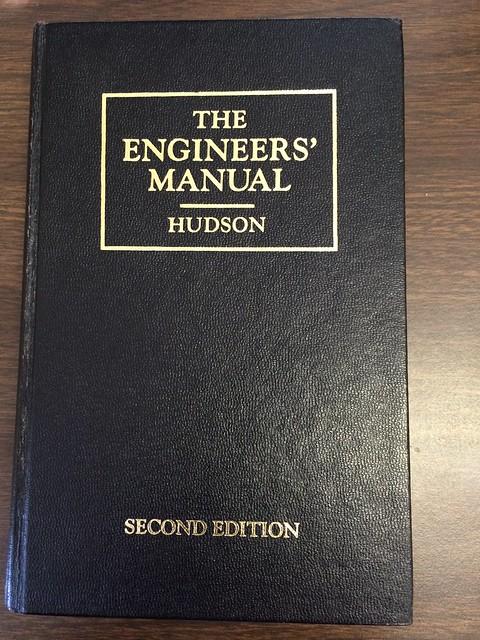 Hudson's Manual