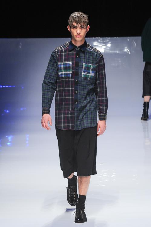 FW14 Tokyo KIDILL014_Matthias Bex(Fashion Press)