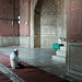 Praying at the Mosque by CJ Kern