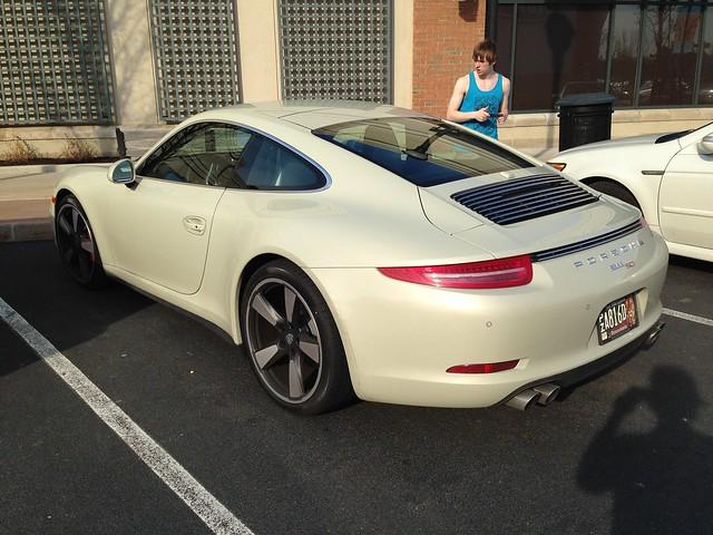 Porsche 911 50th Anniversary Edition (991.1)